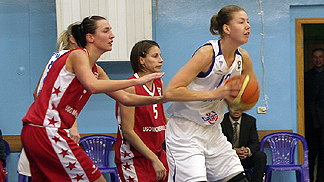 EuroCup Women Round-Up: Kursk Romp Into Eighth-Finals